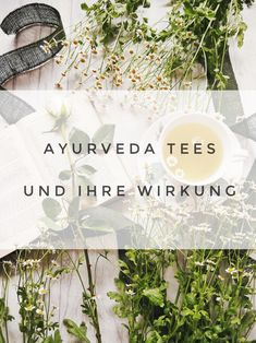 Ayurveda tea and its effect: How to use it! - Ayurveda Tee und seine Wirkung: So setzt du ihn ein! Ayurvedic teas are not only delicious, but also properly used remedies. So you choose the right ayurvedic tea for every occasion. Ayurveda Lifestyle, Yoga Lifestyle, Pitta, Ayurvedic Tea, Ayurveda Yoga, Macros Diet, Cute Room Ideas, Health Cleanse, Meditation