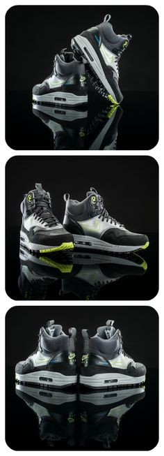 finest selection 34499 71265 Introducing the Nike Air Max 1 Sneakerboot — the classic silhouette, now in  boot form. #Waterproof #Boots