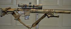 Pic Request: Recce style rifles - Page 141 Airsoft Guns, Weapons Guns, Guns And Ammo, Tactical Rifles, Firearms, Sniper Rifles, Shotguns, Custom Ar15, Gun Rooms
