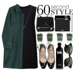 A fashion look from March 2015 featuring Rosetta Getty dresses, Burberry coats and Givenchy shoulder bags. Browse and shop related looks.