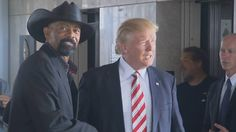 Sheriff Clarke Announces New Job Boosting POTUS Trump's 'MAGA' Agenda