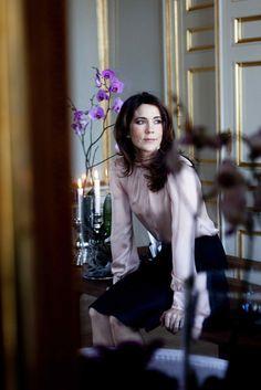 Princess Mary of Denmark.