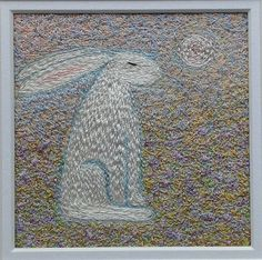 Hare & Moon Softly Comes the Dawn in the Scented by ImagineNorth, £45.00