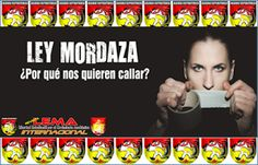 Revista Lema: LEY MORDAZA LA SOMBRA DE FRANCO REINA EN ESPAÑA - ...