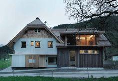 Boutique Chalet | Alpenrose | Ramsau | Architecture Kessler, Mittersill | fibreC facade fins, Oko skin floor | Silvergrey, Terra | MA Matt