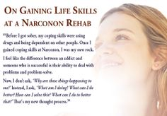 Gaining solid life skills is a big part of preventing relapses! That's why the Narconon program focuses on developing these skills. http://www.narconon.org/drug-rehab/skills/