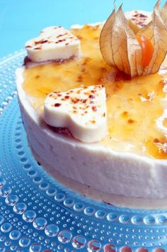 Finnish treat: Bread cheese with cloudberries