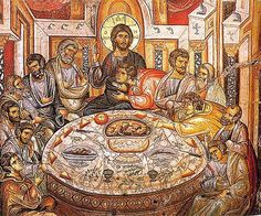 How St. Justin Martyr Described Mass in the Early Church – EpicPew Life Of Christ, Jesus Christ, Justin Martyr, Images Of Faith, Early Church Fathers, Holy Thursday, Last Supper, Early Christian