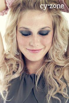 Todas amamos el efecto Smooky eyes ♥ www.cyzone.com