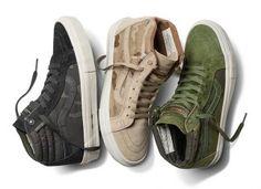 975fcd8574 DEFCON Resurrects the Vans Sk8-Hi Notchback Pro Sneaker Bar