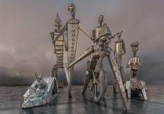 Michał Batkiewicz - Rzeźba i odlewnictwo - Kraków, rzeźba plenerowa, kameralna, odlewnia artystyczna, odlewnia brązu, aluminium, metali kolorowych