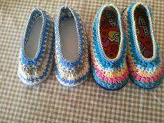 Scarpette boots shoes zapatitos crochet ganchillo uncinetto shoes bimbi baby ninõs  Firmato borseefilati crochet ♥