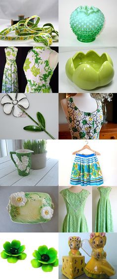Delights of Spring - Epsteam by Maile Baldwin on Etsy--Pinned+with+TreasuryPin.com