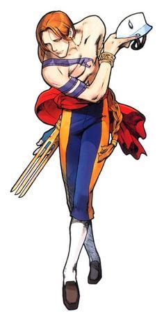 Street Fighter Alpha 3 - Vega