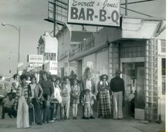 The first Everett & Jones Barbeque restaurant located at 9211 East 14th Street, Oakland, California. We opened our doors for business on Memorial Day May 28,1973. We are celebrating our 39th anniversary this year. Thank you Bay Area! http://www.everettandjones.com/3/post/2013/01/40-fabulous.html