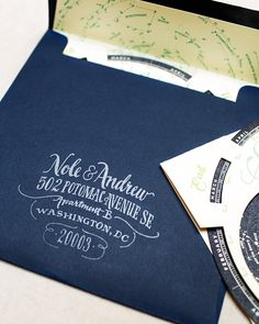 Ladyfingers Letterpress | Oh So Beautiful Paper - Amazing Baby Announcement!!!