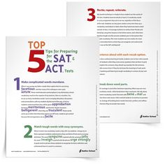 Help with the SAT test ?