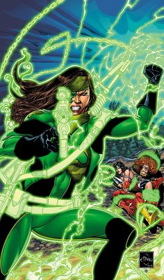 Green Lantern in DC Cinematic Universe Will Be Portrayed By...Michelle Rodriguez? | moviepilot.com