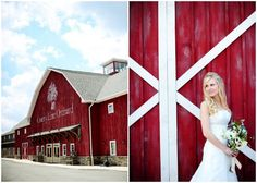 County Line Orchard Wedding In Hobart Indiana By TALL Small