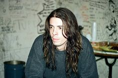 22-year-old Dave Grohl, 1991