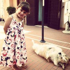 Questione di feeling...#kids #love #amicideicani