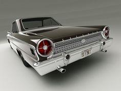 Ford Galaxie 1963