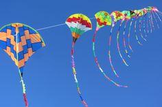 kite train by True Colors