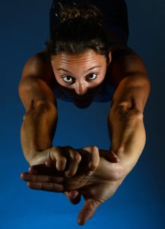 I can't believe some people don't see the artistic value of these photos of Olympians by Joe Klamar (Shown Cassidy Krug). I think they are FANTASTIC!!