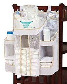 Diaper Organization, Baby Nursery Organization, Baby Stuff Organization, Baby Bottle Organization, Baby Bottle Storage, Baby Room Storage, Baby Life Hacks, Diaper Caddy, Diaper Storage