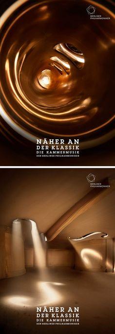 Instrumentos Musicais Fotografados por Dentro - Bjoern Ewers (Berlin, 2013)