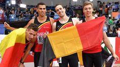 VIDEO: Belgian Tornados lopen naar zilveren medaille