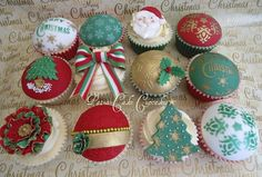 Cupcakes Take The Cake: Is it too early for Christmas?