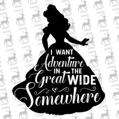 Beauty and the Beast Dream, Disney, Belle, Digital File, SVG, DXF, EPS, for use with Silhouette Studio and Cricut Design Space