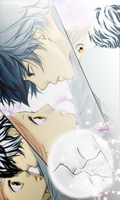 Kou x Futaba <3 - Ao Haru Ride / Blue Spring Ride