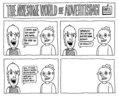 Life In An Advertising Agency - 3