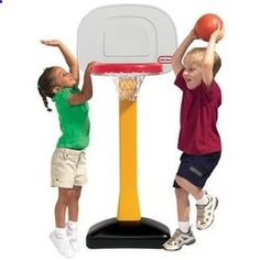 Scoring Basketball Academy - Little Tikes Easy Score Basketball Set - TSA Is a Complete Ball Handling, Shooting, And Finishing System!  Here's What's Included...