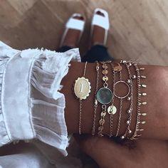 Stylish Jewelry, Dainty Jewelry, Cute Jewelry, Silver Jewelry, Jewelry Accessories, Fashion Accessories, Fashion Jewelry, Women Jewelry, Trendy Bracelets