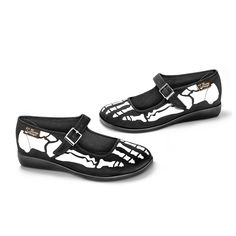36415101fe6 Chocolaticas® Bella Hasta La Muerte Women s Mary Jane Flat Podiatry