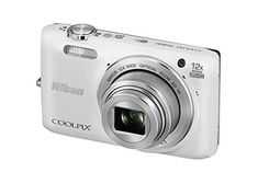 Nikon COOLPIX S6800 16 MP Wi-Fi CMOS Digital Camera with 12x Zoom NIKKOR Lens and 1080p HD Video (White) (Certified Refurbished) - Pull out the stylish, ultra-slim COOLPIX S6800, zoom in and capture a beautiful photo or Full HD 1080p video, then watch it instantly appear on your compatible smartphone or tablet! Your friends won't believe the photos and videos you share – dramatic low-light shots, extreme... - http://ehowsuperstore.com/bestbrandsales/digital-camera