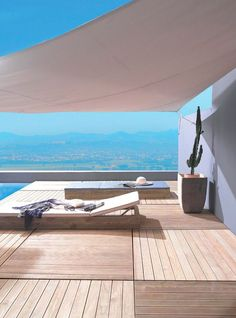 piscine hors sol avec terrasse en bois et toboggan maison pinterest. Black Bedroom Furniture Sets. Home Design Ideas
