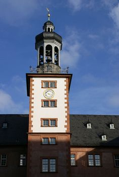 Darmstadt, Schloß, Glockenbau (Bell tower) by HEN-Magonza, via Flickr
