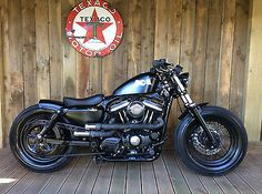 2010 Harley-Davidson Xl 1200 X Forty Eight