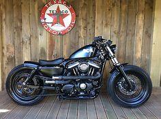 2010 Harley-Davidson Xl 1200 X Forty Eight