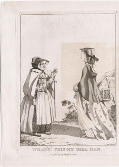 what! This my girl Nan.  1774 Lewis Walpole Library