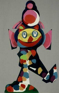 karel appel | Karel Appel, Appel Circus, 1978, assemblage