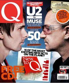 U2 vs. Muse / Bellamy Vs. Hewson