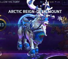 arctic reign - deer mount