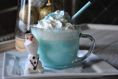 "Sweet Caroline's Corner: ""Frozen"" Hot Chocolate (Chocolate Quente Inspirado no Filme ""Frozen"")"