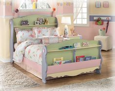 Lit simple - 100,00$ Légèrement endommagé Collection Doll House ** Tête de lit non incluse ! /B140-68B   LOT000311/ Twin bed - 100,00$ Slightly damaged Doll House Collection **Headboard not included!