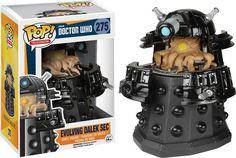 Doctor Who's NEW limited edition POP - Evolving Dalek Sec http://popvinyl.net/news/evolving-dalek-sec/  #dalek #doctorwho #popvinyl